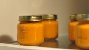 Potitos caseros de zanahoria, patata y puerro